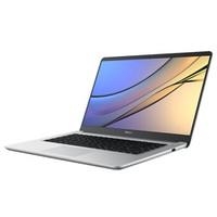 HUAWEI 华为 MateBook D(2018版) 15.6英寸笔记本电脑(i7-8550U、16GB、256GB、MX150 2GB)