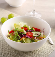 Luminarc 樂美雅 微風系列 白玉玻璃餐具 10頭