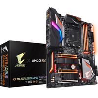 GIGABYTE 技嘉 X470 AORUS GAMING 7 WIFI 主板 AMD50周年紀念版