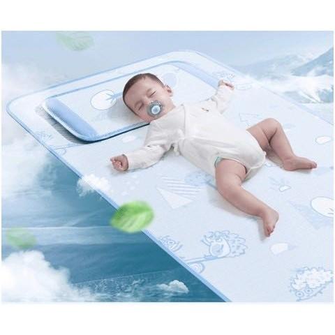 KUB 可优比 婴儿冰丝凉席 120*70cm