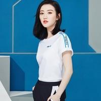 XTEP 特步 881228019010 女子运动短袖