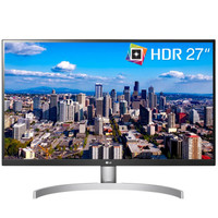 LG 27UL600 27英寸 IPS顯示器(4K、HDR400、FreeSync)