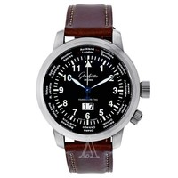 银联爆品日:Glashütte 格拉苏蒂 参议员系列 39-47-07-07-04 男士机械腕表