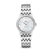 1日0点、61预告:OMEGA 欧米茄 碟飞系列 424.10.27.60.05.001 女款时装腕表