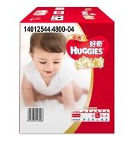 HUGGIES 好奇 心选成长裤 L128片