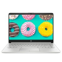 历史低价 : HP 惠普 星14 青春版 14英寸笔记本电脑(R5-3500U、8G、256G)