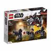 LEGO 乐高 星球大战 75226 儿童小颗粒拼装积木玩具 地狱小队战斗
