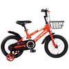 永久(FOREVER)儿童自行车男女款小孩单车脚踏车14寸儿童平衡车自行车宝宝童车 红色
