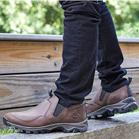 中亚Prime会员:Timberland 添柏岚 Mt. Maddsen 男士一脚蹬徒步鞋