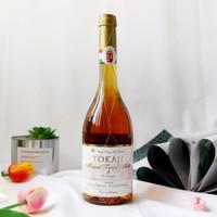 京东PLUS会员: PAULCAKI 保罗酒庄 托卡伊阿苏 甜白葡萄酒 3P 2004年 500ml *4件