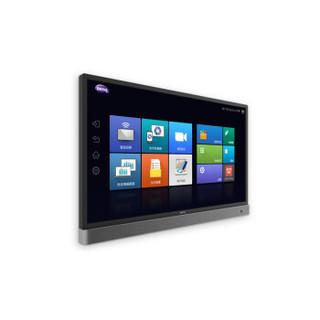 明基(BenQ)RP86X 智能商务一体机/会议一体机/会议平板(电子白板 4K 安卓系统 无线投屏)