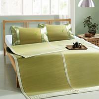 恒源祥 床上用品 天然蔺草席 夏凉席子可折叠空调凉席单件 180*200cm