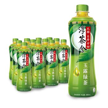 Coca Cola 可口可乐 玉露绿茶 (480ml*12瓶)
