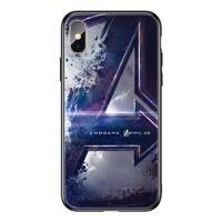 ROCK 洛克 漫威 iPhone X/XS/XSMAX 玻璃手机壳