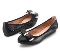 ShoeBox 鞋柜 女士平底鞋 *2件