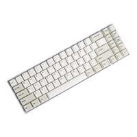 GANSS 高斯 ALT71 蓝牙双模机械键盘 71键 (Cherry静音红轴、灰白)