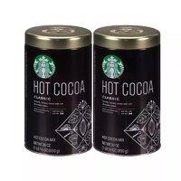 STARBUCKS 星巴克 经典烘焙速溶热可可粉 850g*2罐
