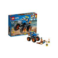 值友专享 : LEGO 乐高 城市组系列 60180 巨轮越野车