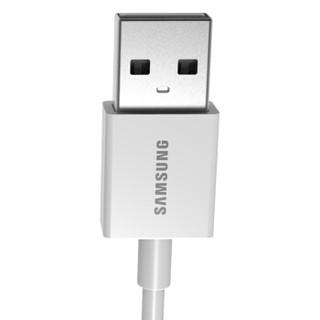 三星(SAMSUNG)USB2.0手机快充数据线/充电线 原装数据线 安卓 1.5米 支持S7edge/S6edge+/Note5/Note4/S4