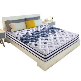 SLEEMON 喜临门 深睡 乳胶弹簧床垫 180*200*22cm