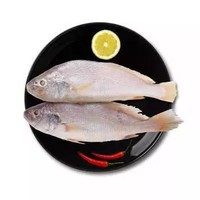 京东PLUS会员 : 深海野生小黄鱼 500g 3-4条 *14件