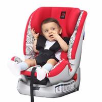 感恩 汽车儿童安全座椅  ?#31456;?#31859;  isofix硬接口