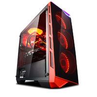 新品发售:宁美国度 魂-GI20 组装台式机(R5 2600、8GB、240GB、GTX1660)