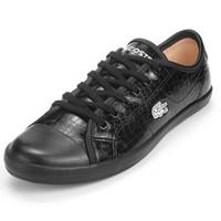 LACOSTE 拉科斯特 7-29SPW1032 02H 女士平底系带皮质单鞋