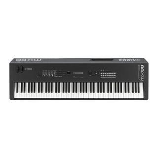 雅马哈(YAMAHA)MX88入门级合成器88键钢琴键舞台MIDI编曲键盘电子琴