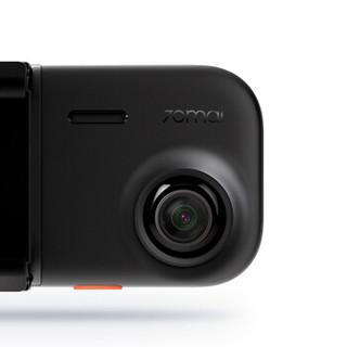 70迈行车记录仪智能后视镜 前后高清双录 停车监控 夜视导航测速一体机青春版+16G卡+后拉摄像头