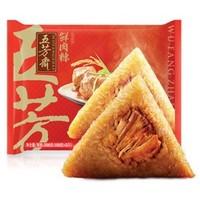 五芳齋 端午節粽子 鮮肉口味 500g 5只 嘉興特產 早餐食材 *12件