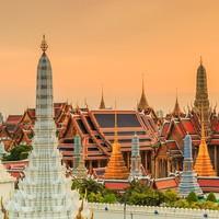 全國多地-泰國曼谷+華欣6天5晚自由行 一次玩雙城,全程高星酒店