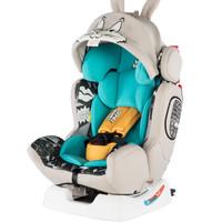 双11预售:Ganen 感恩 LooneyTunes系列 兔八哥 儿童安全座椅 0-12岁