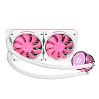 ID-COOLING PINKFLOW 240 粉色 一体式水冷散热器