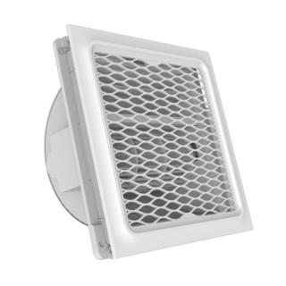 奥普(AUPU)凉霸CT903G吹风扇厨房卫生间集成吊顶冷风扇嵌入吸顶式(银白色)(曲美项目)