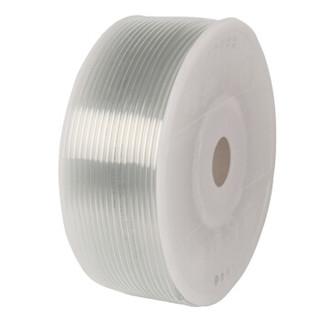 伊莱科(ELECALL)ET04041803 气管PU管空压机气动软管风管高压管汽管 6x4mm透明180M