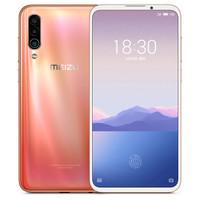 Meizu/魅族16Xs极边对称全面屏4800万AI三摄4000mAh大电池珊瑚橙骑士黑4G智能手机