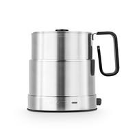 nathome/北歐歐慕  NSH6510折疊旅行電熱水壺便攜式燒水壺不銹鋼家用電水壺