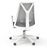 Hbada 黑白調 HDNY150 家用辦公電腦椅
