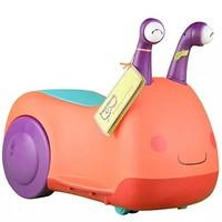 B.Toys 比樂 瓦格利學步車 蝸牛騎乘車 滑步扭扭車