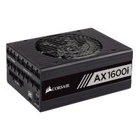 历史低价:USCORSAIR 美商海盗船 AX1600i 钛金电脑电源 1600W