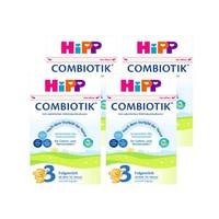 中亚Prime会员:Hipp喜宝 益生菌婴幼儿奶粉 3段 600g 4盒装