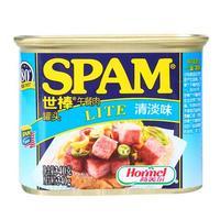 SPAM 世棒 午餐肉罐头 清淡味 198g
