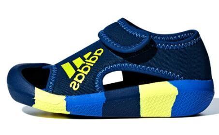 Adidas 阿迪达斯 儿童凉鞋