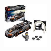 61预售、考拉海购黑卡会员:LEGO 乐高 SPEED CHAMPIONS 超级赛车系列 75892 迈凯伦塞纳