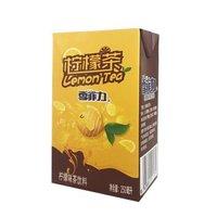 限地区:chivalry 雪菲力 柠檬茶 柠檬味茶饮料 250ml*24盒