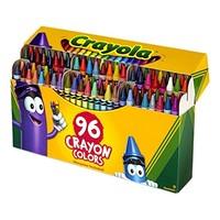 中亚Prime会员:Crayola 绘儿乐 彩色蜡笔 96色
