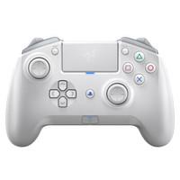 移动专享:RAZER 雷蛇 飓兽竞技 水银版 PS4游戏手柄