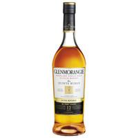 Glenmorangie 格兰杰 波特酒桶窖藏陈酿 高地单一麦芽苏格兰威士忌700ml *2件