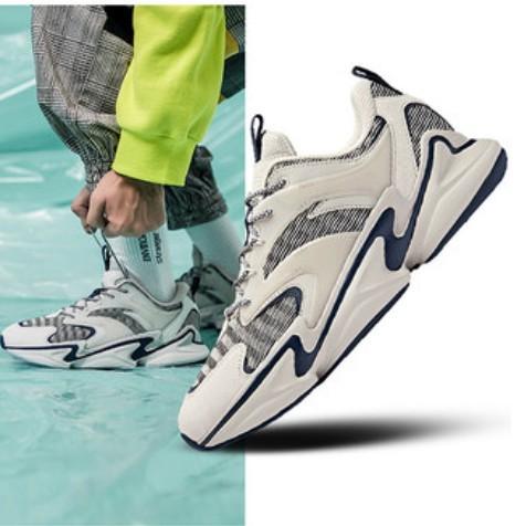 ANTA 安踏 11918881 男士复古运动鞋